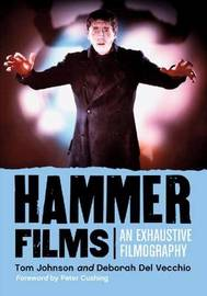 Hammer Films by Tom Johnson