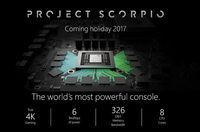 Project Scorpio Console for Xbox One