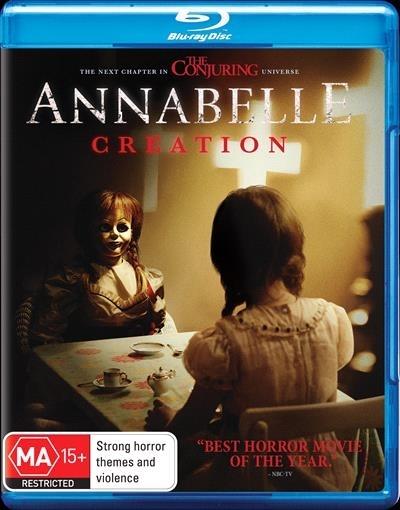 Annabelle: Creation on Blu-ray