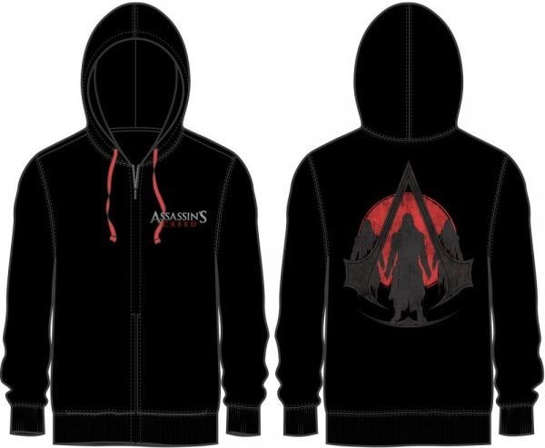 Assassin S Creed Zip Up Hoodie X Large Women S At Mighty Ape Nz