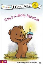 Happy Birthday Barnabas by Royden Lepp image