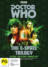 Doctor Who: E-space Trilogy on DVD