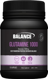 Balance Glutamine 1000mg (150 Caps)
