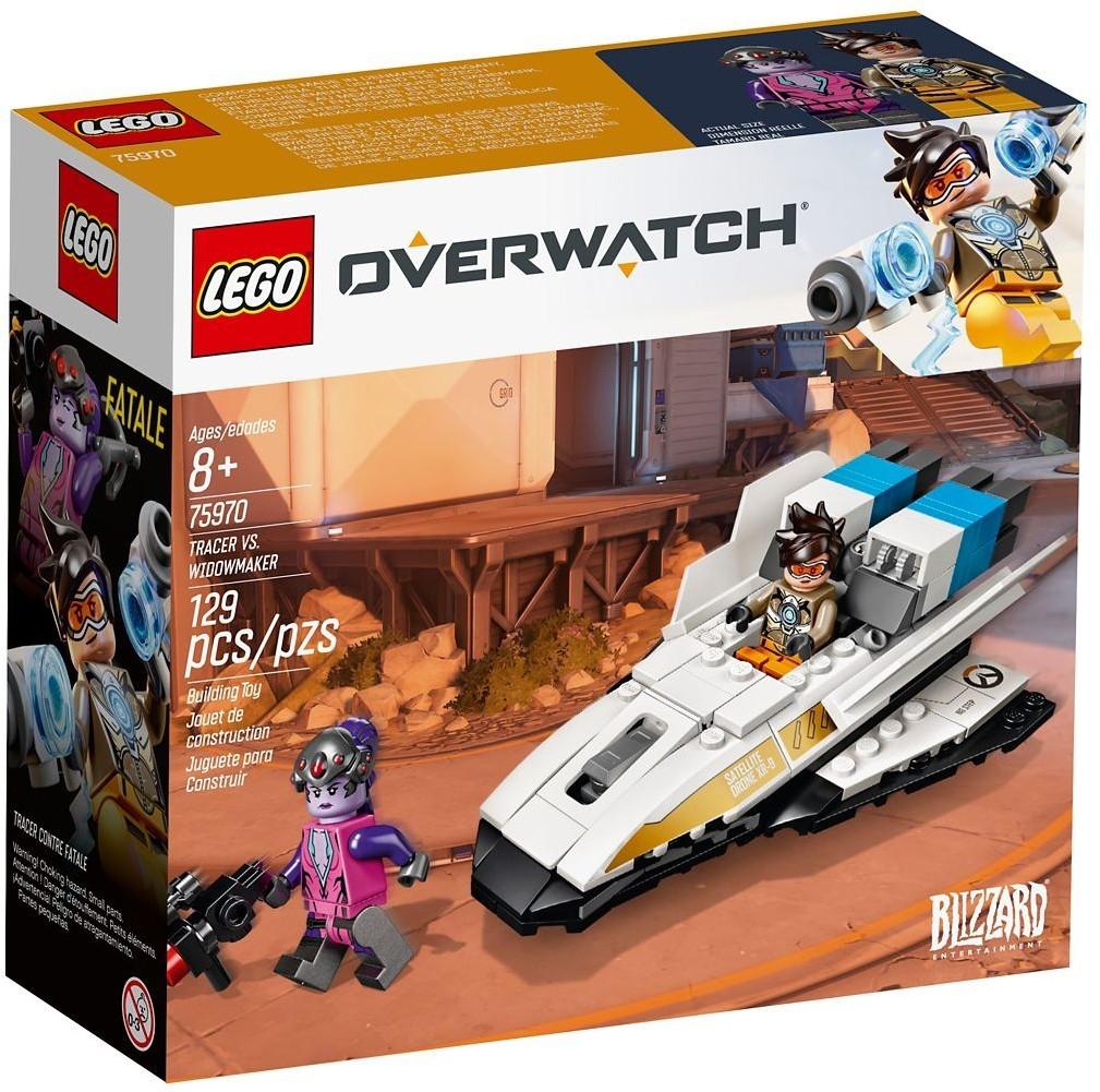 LEGO Overwatch - Tracer & Widowmaker (75970) image