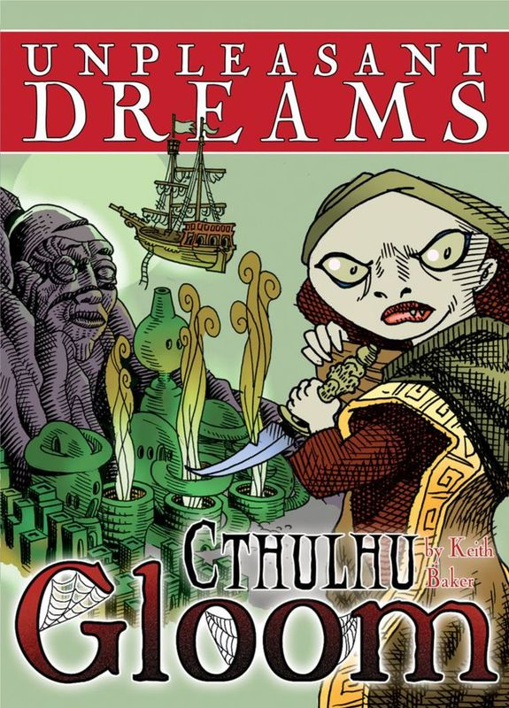 Cthulhu Gloom: Unpleasant Dreams - Expansion