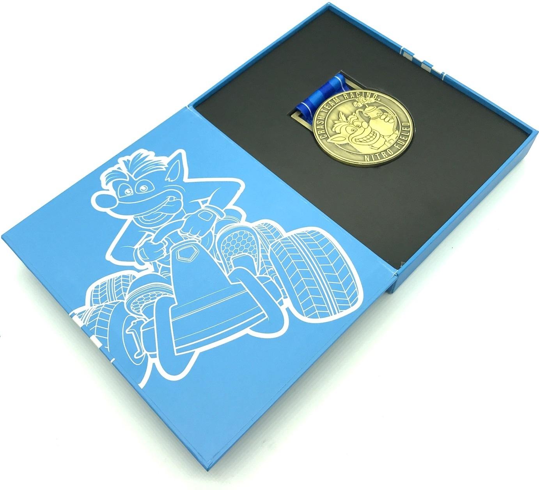 Crash Team Racing - 1st Place Medal image