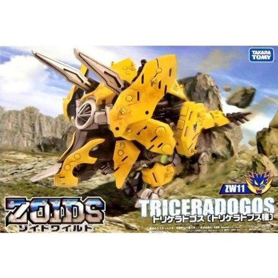 Zoids Wild: ZW11 Triceradogos - Model Kit