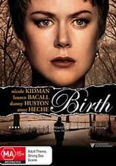 Birth on DVD