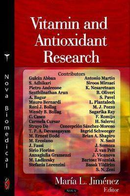 Vitamin & Antioxidant Research image