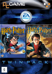 Harry Potter Twin Pack for PC Games