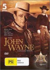 John Wayne Collection, The (5 Disc) on DVD
