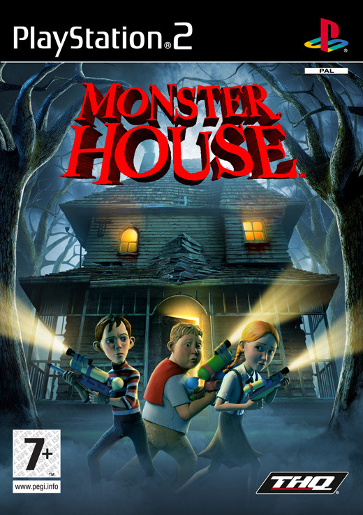 Monster House for PS2