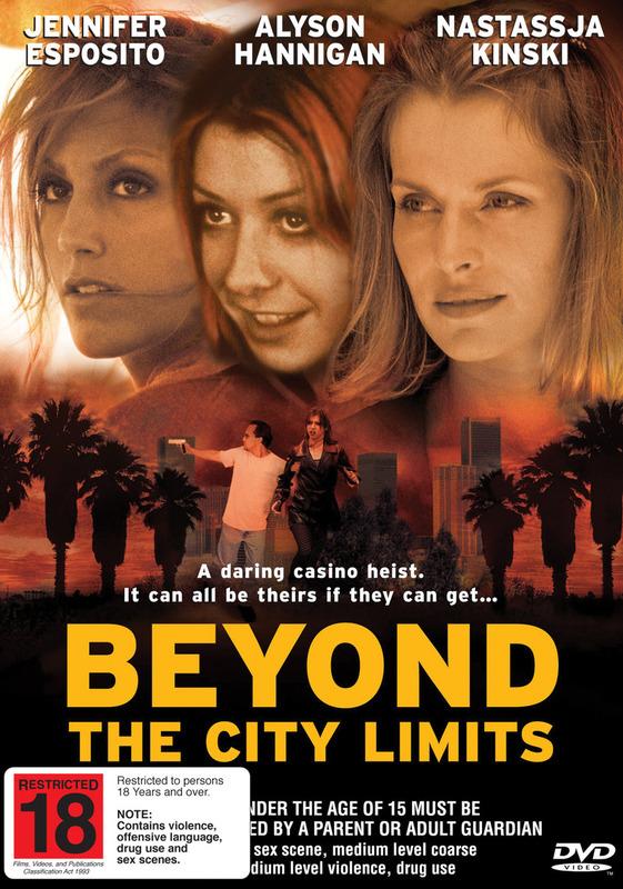 Beyond City Limits on DVD