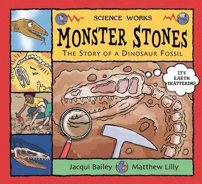 Monster Stones by Jacqui Bailey