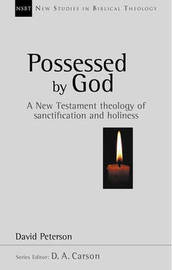 Possessed by God by David Peterson image