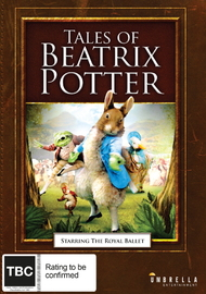Tales of Beatrix Potter on DVD