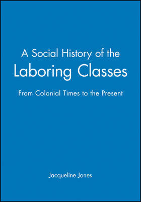 A Social History of the Laboring Classes by Jacqueline Jones image