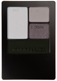 Maybelline Expert Wear Eyeshadow Quad Palette - Charcoal Smokes