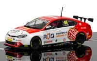 Scalextric: DPR BTCC MG6, Josh Cook #66 - Slot Car