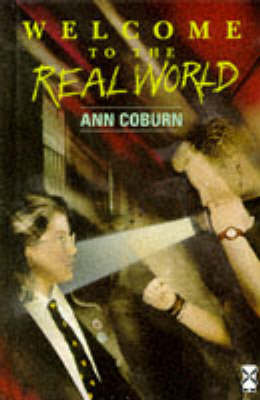 Welcome to the Real World by Ann Coburn image