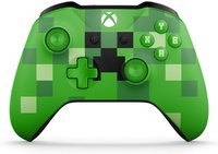 Xbox One Wireless Controller - Minecraft Creeper (with Bluetooth) for Xbox One image