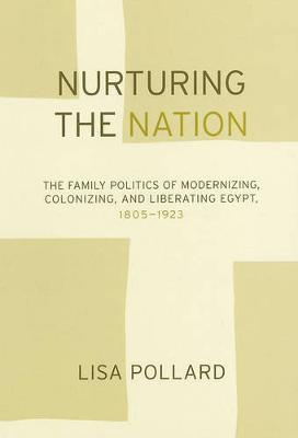 Nurturing the Nation by Lisa Pollard image