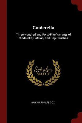 Cinderella by Marian Roalfe Cox image