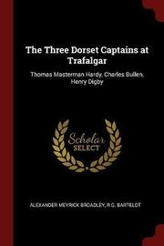 The Three Dorset Captains at Trafalgar by Alexander Meyrick Broadley image