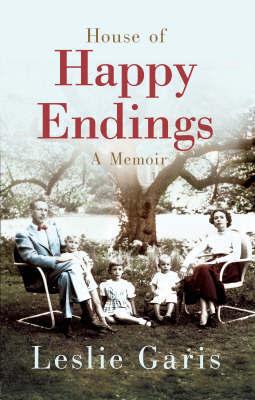 The House of Happy Endings by Leslie Garis image