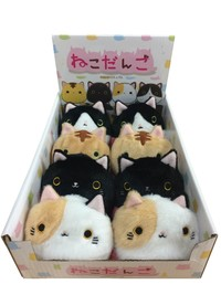 Neko Dango - Kitty Plush (Assorted Designs)