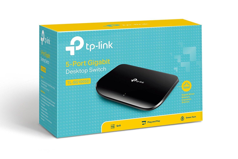 TP-Link 5-Port Gigabit Desktop Switch image