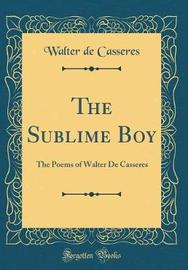 The Sublime Boy by Walter De Casseres image