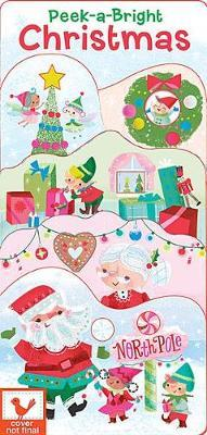 Peek-A-Bright Christmas by Holly Berry-Byrd image