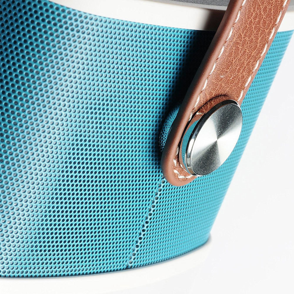Lava Brightsounds 2 Bluetooth Speaker - Teal image