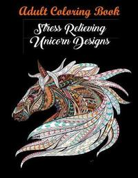 Adult Coloring Book by Coloring Books