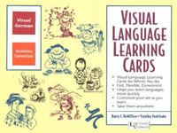 German Vocabulary Connections: Visual Language Learning Cards by B. J. Demillion image