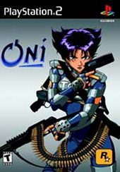 Oni for PlayStation 2