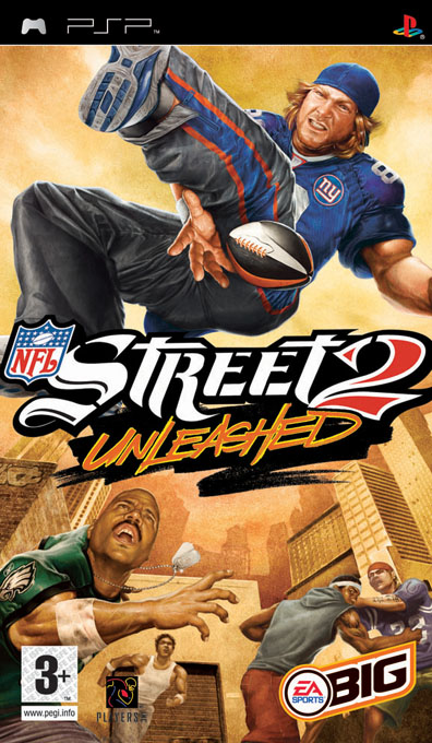 NFL Street 2: Unleashed for PSP image