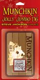Munchkin Jolly Jumbo D6 Die - Red