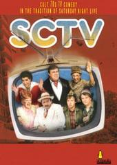 SCTV - Second City Television Network (5 discs) on DVD