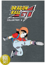 Dragon Ball GT - Collection 2: Vol 6-10 (5 Disc Box Set) on DVD