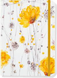 Yellow Flowers Journal (Small)