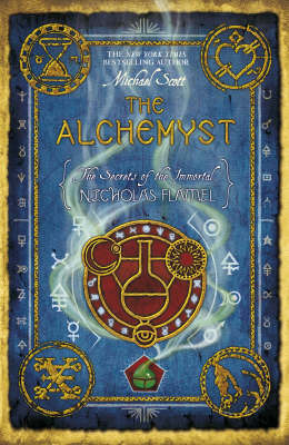 The Alchemyst (Nicholas Flamel #1) by Michael Scott