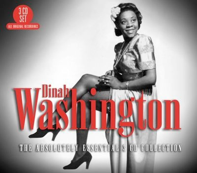 The Absolutely Essential 3CD Collection by Dinah Washington