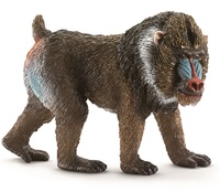 Schleich: Mandrill Male