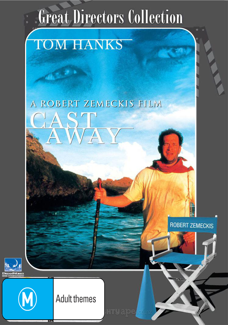 Cast Away (Great Directors Collection) on DVD image
