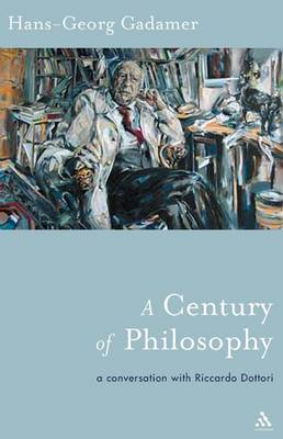 Century of Philosophy by Hans Georg Gadamer image