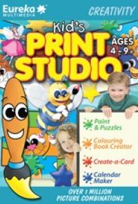 Eureka Kids Paint & Print Studio | PC | Buy Now | at Mighty