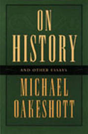 On History & Other Essays by Michael Oakeshott image