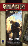 Gamemastery Map Pack: Slums by Paizo Staff